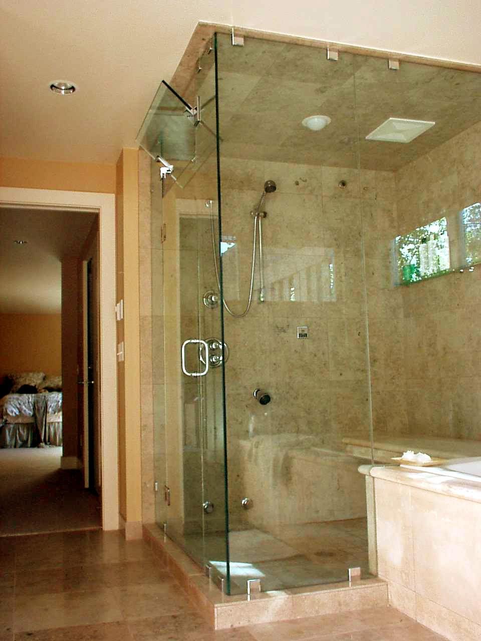 Steamer Shower