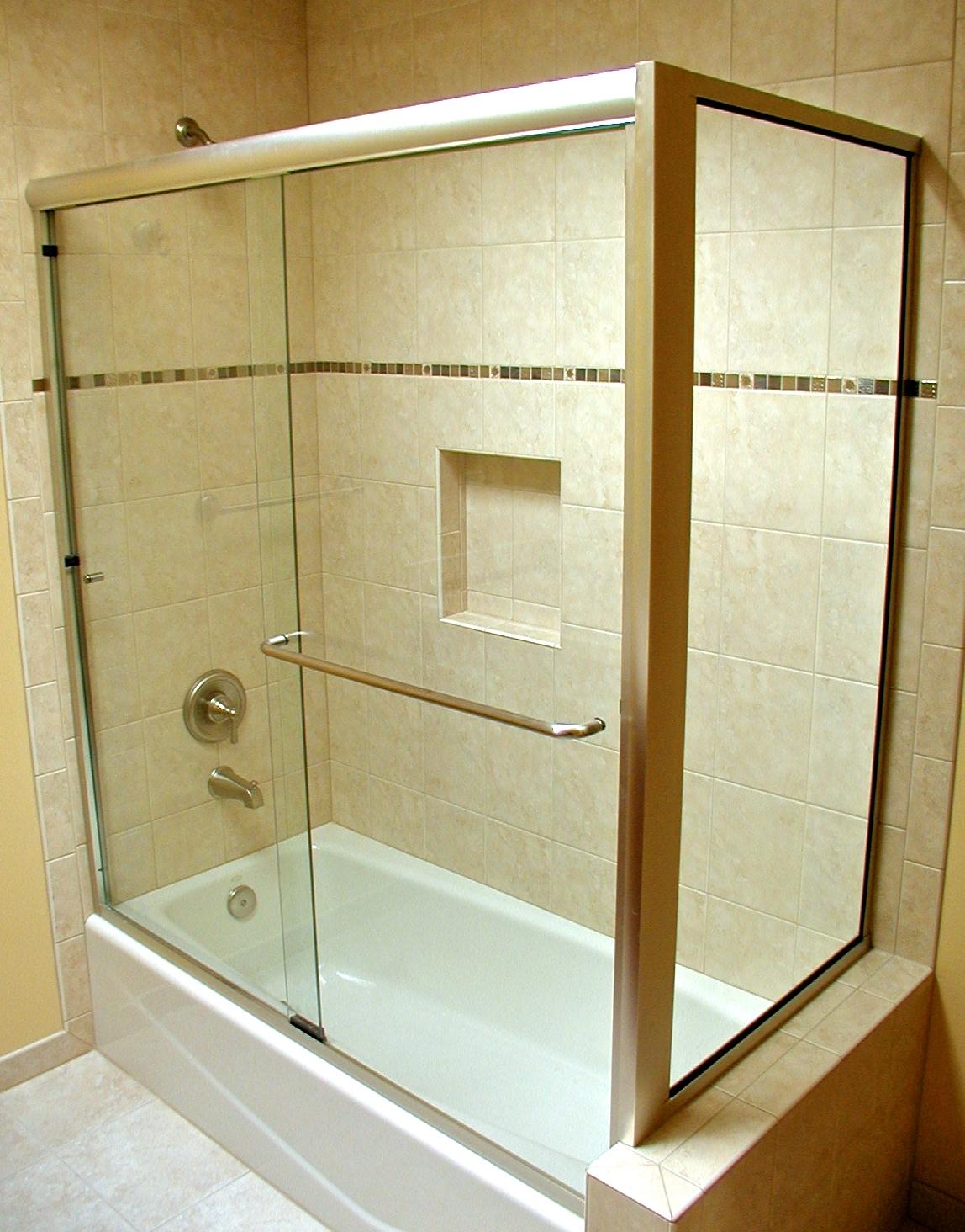 Aaa Kartak Glass Closet Frameless Shower Doors Enclosures