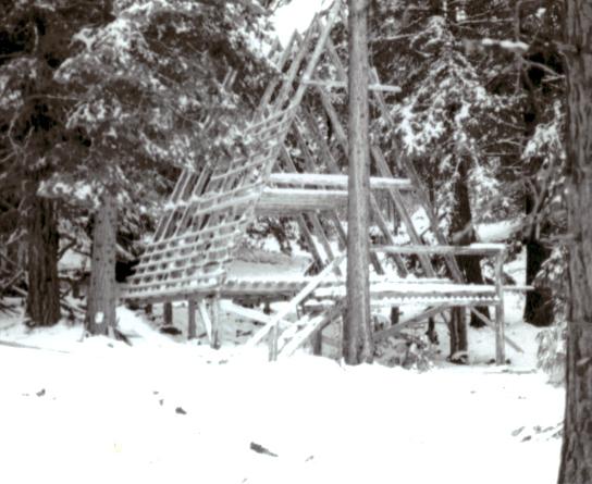 first cabin at camp built 1972 dedicated to Ken Mainwaring.jpg