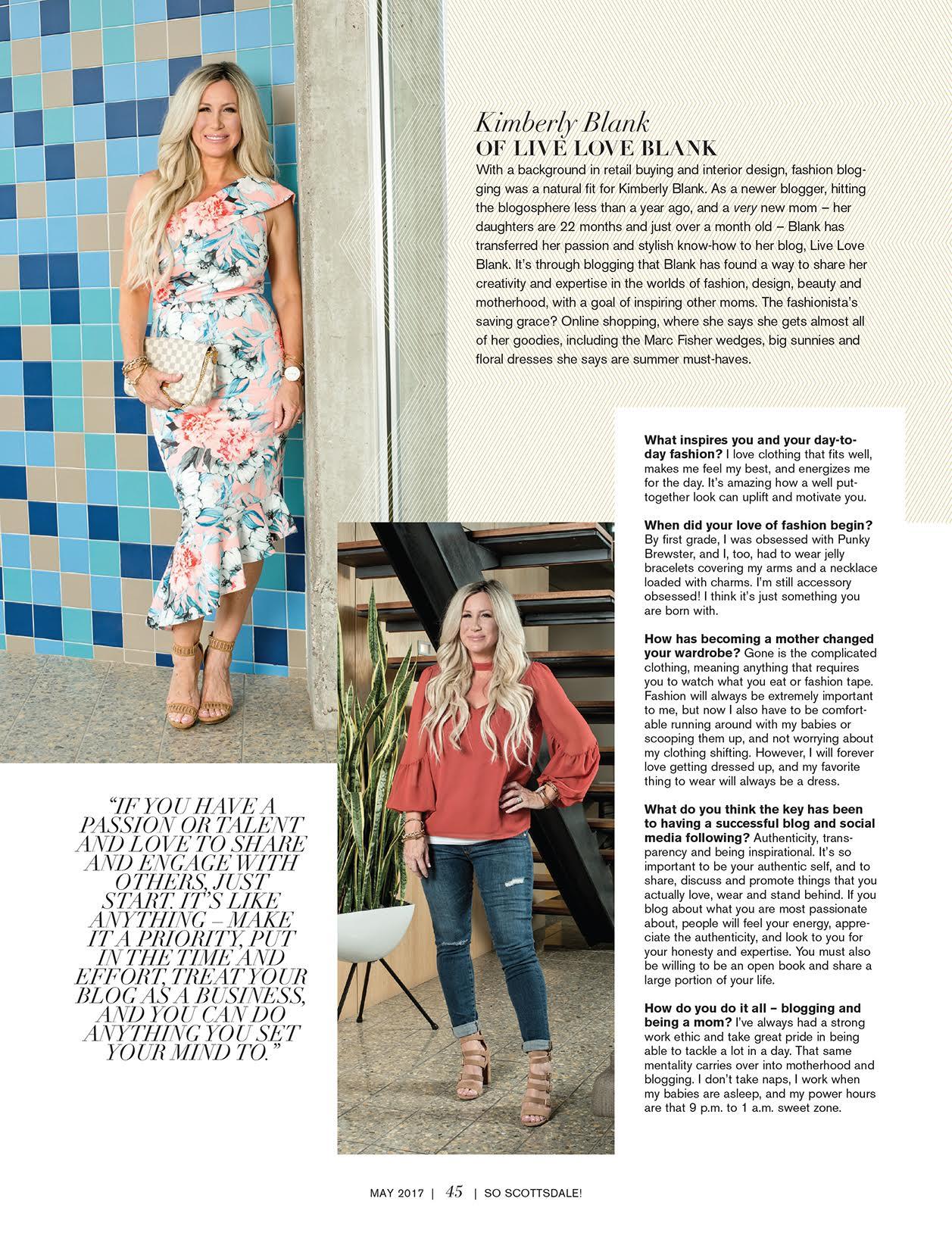Live Love Blank, So Scottsdale Magazine, Five Moms Who Rule the Fashion Blogosphere, Fashion Blogger, Style Blogger, Lifestyle Blogger, Mom Goals, Mom blogger, Phoenix Scottsdale Arizona