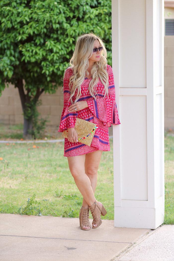 htTUNIC RED DRESS LIVE LOVE BLANK INSTAGRAM ROUNDUP SHE IN DRESS TARGET SANDALS
