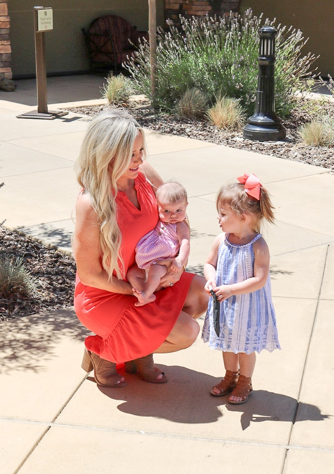 Live Love Blank Napa Valley with Children and The Meritage Resort and Spa