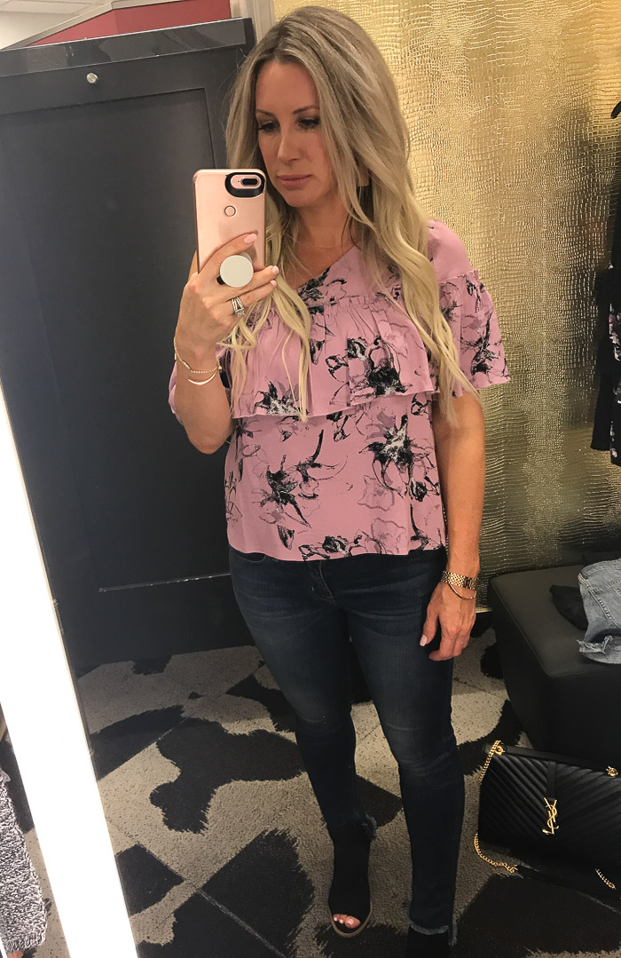 LIVE LOVE BLANK TRY ON SESSION FALL STYLES NORDSTROM