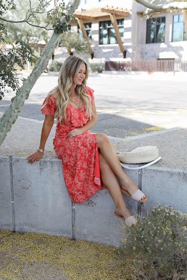 Liveloveblank.com 4 Mother's Day Dress Ideas, From Fancy to Casual, All Under $100, With Nordstrom