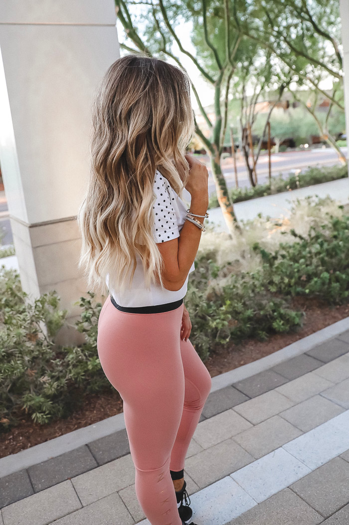 Live Love Blank, Fashion, Style Blogger, Everyday Athleisure Wear Workout Clothes with Nike and Nordstrom, mom blog