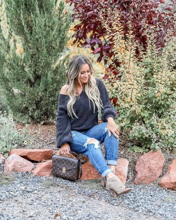 Live Love Blank, Style Blogger, liveloveblank.com, Instagram Outfit of The Day Recap October November 2018