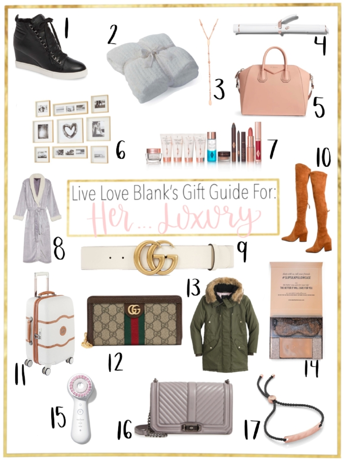Live Love Blank liveloveblank.com Style Blog blogger, Gft Guide for her, mother, best friend, friend, co worker, niece sister, daughter, aunt mother in law Luxury...All over $100, Fashion Blog, Scottsdale, AZ