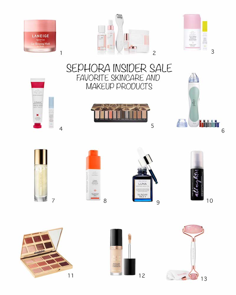 Sephora Sale, Beauty Insider, Blogger Beauty Live LOve BLank, Kim Blank, style blog, Bio Beauty, OMD, YSL Beauty, Drunk eleohant, laniege, Beauty Bio, Urban Decay, Tarte Too FAced