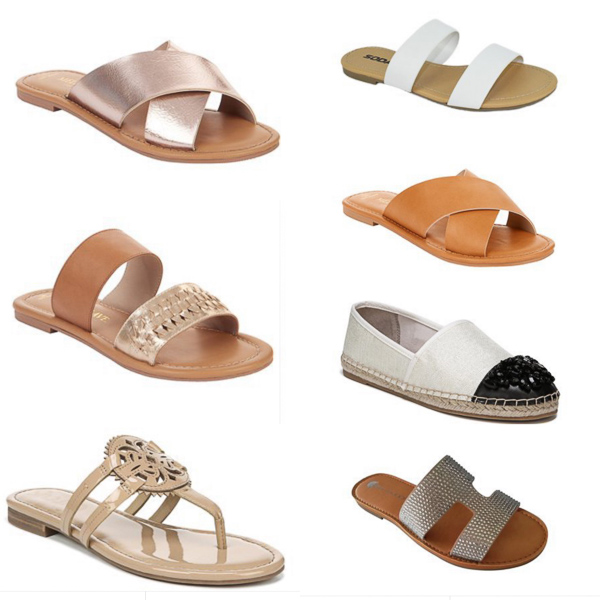 Liveloveblank.com, Live Love Blank fashion blogger, Weekly outfit recap, 5 favs, sales, best sellers, 5/25-31, 2019, style blogger, mom style, Scottsdale, Arizona, Outfit of the Day, OOTD Shoes Sandals Flats Under $50 Walmart