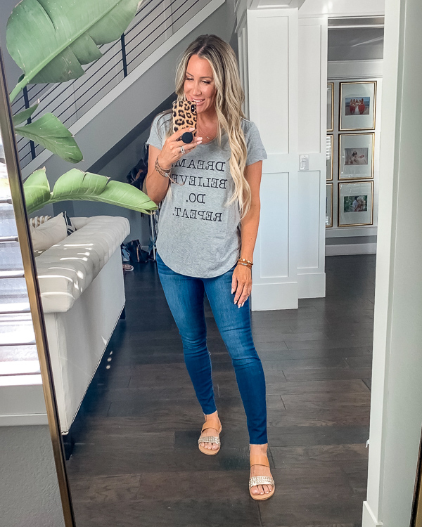 Live Love Blank OOTd Casual Outfit Ideas, Walmart, Affordable FAshion, Style Blog, Everyday Style