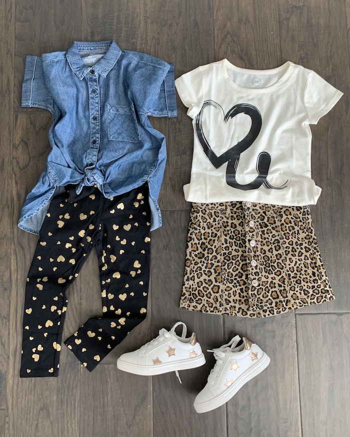 Walmart Back to School Kids Mom Style, Style Blog, Affordable fashion for kids and mommas, liveloveblank.com live love blank, scottsdale, az style blog