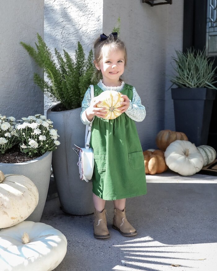 Fall Outfit Ideas For Girls from Nordstrom featured by top US fashion blog, Live Love Blank