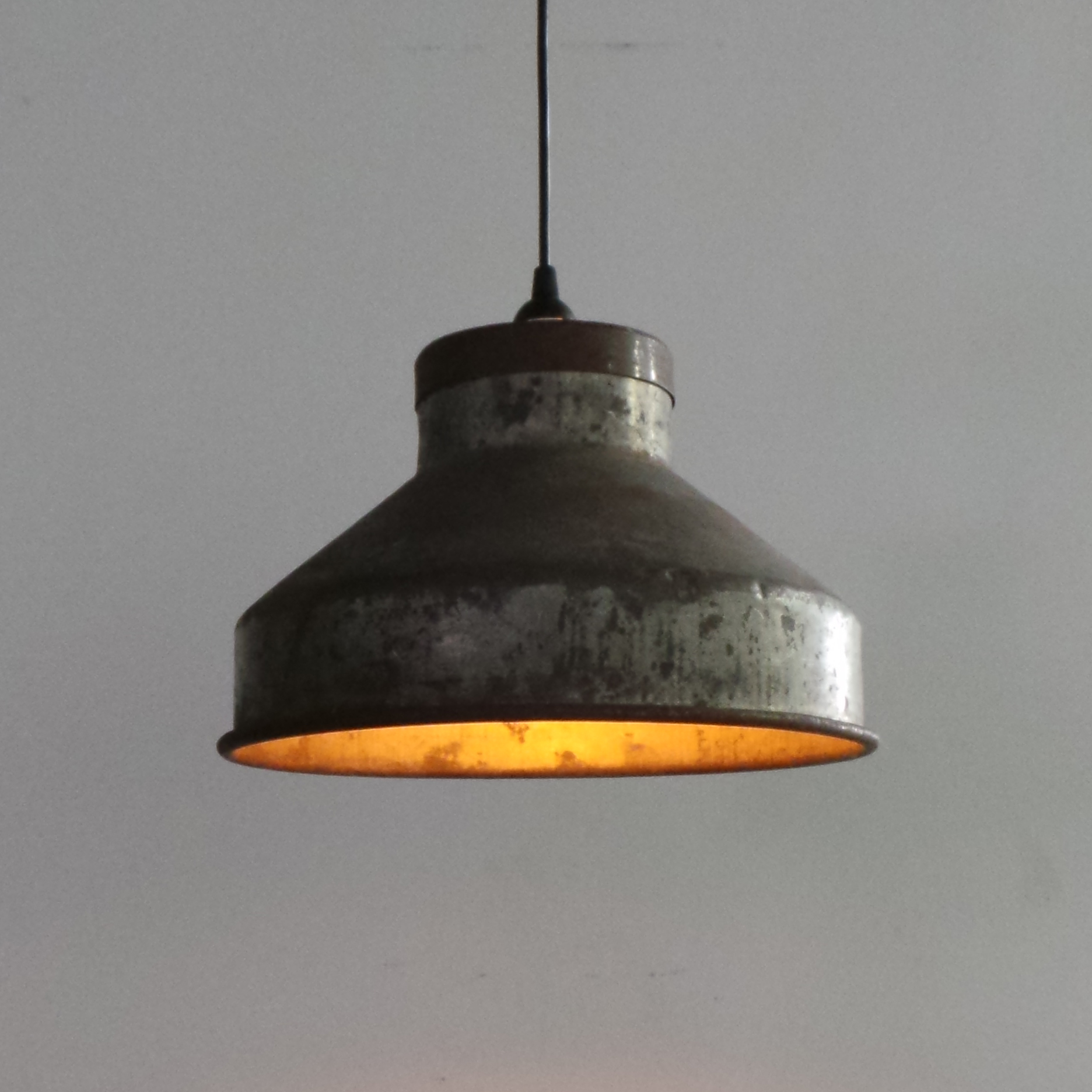 Industrial Farmhouse Pendant