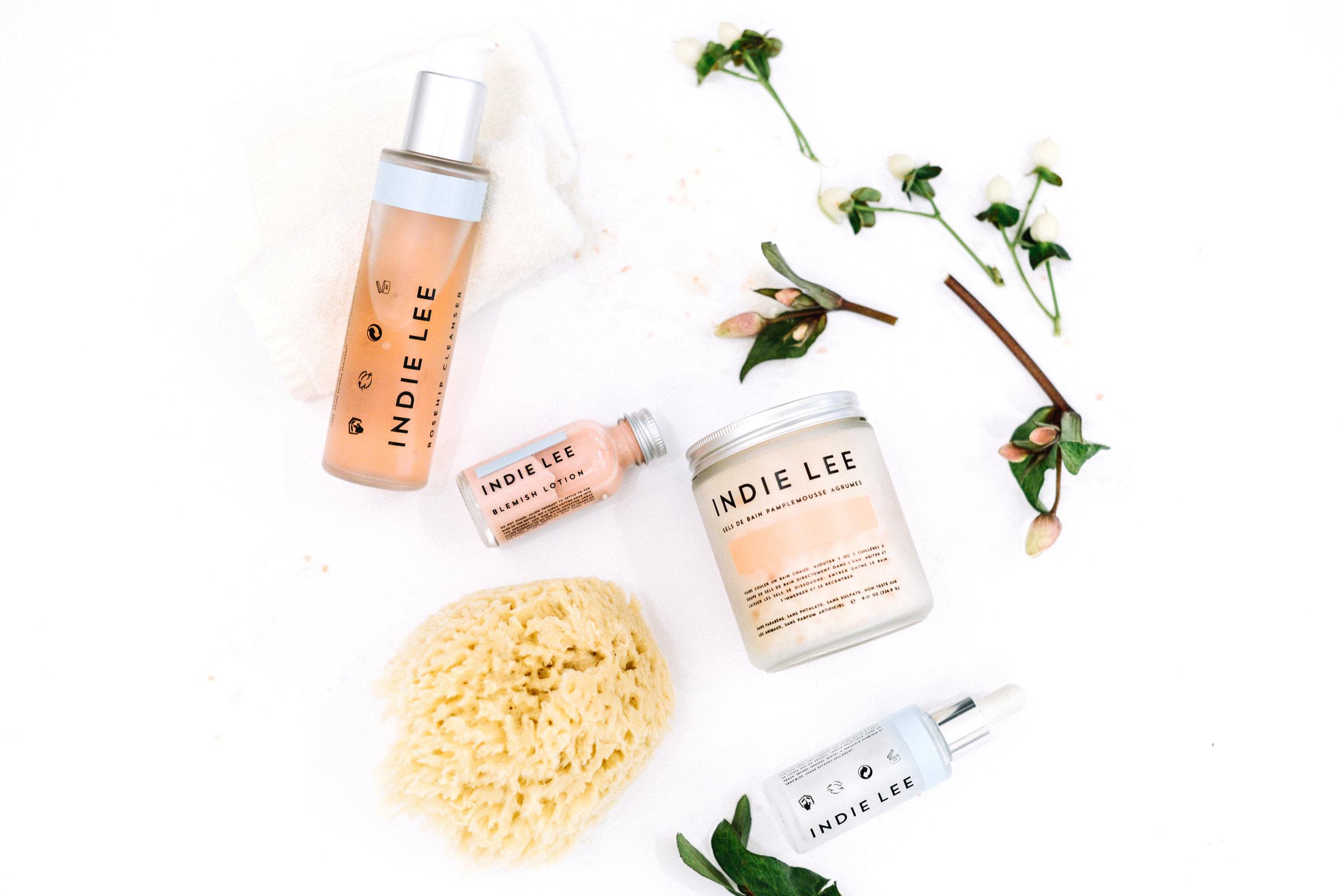 Indie Lee Products