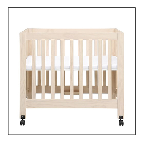 Babyletto Origami Mini Crib -