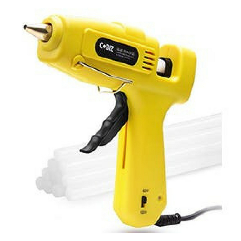 Hot Glue Gun   Hot glue guns are what you'll be using on study models or in places on final models that you wont see.