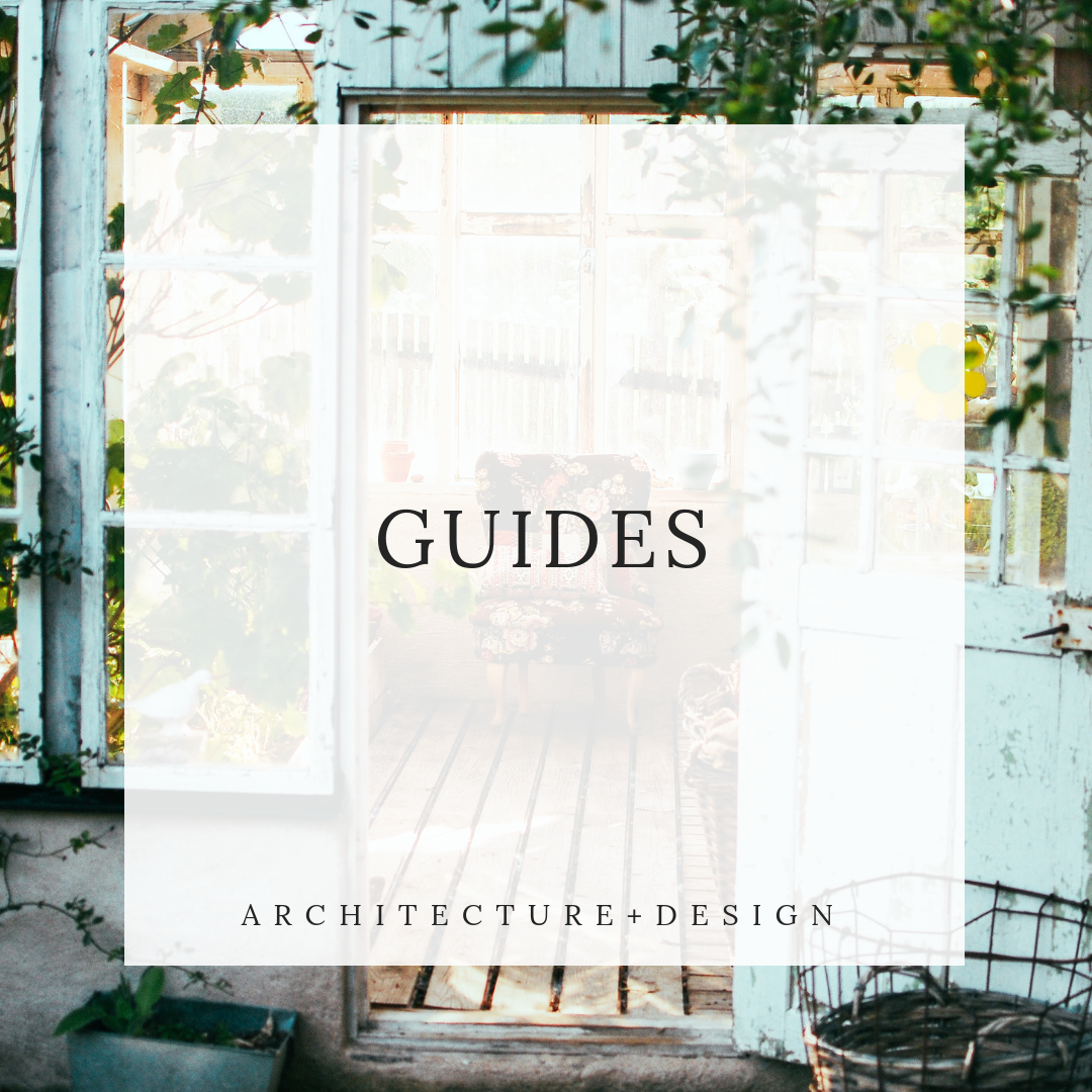 GUIDES - a series of downloadable guides for everything from keyboard shortcuts for computer programs, to gridded paper for drafting, to archi tips to help you at school and work. You'll be able to place these guides on your desktop or print them out and pin them up at your desk for easy access.