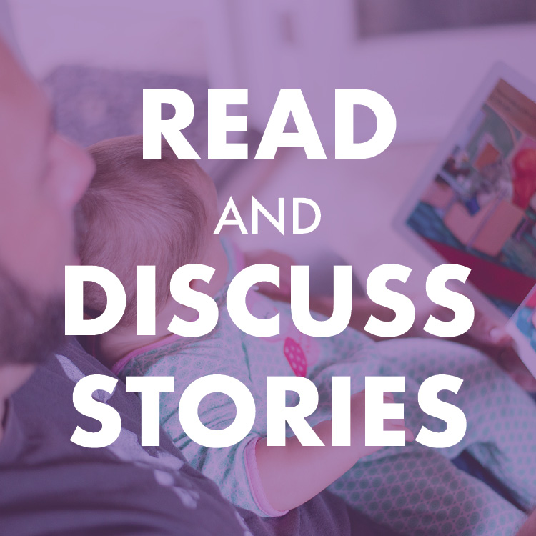 Read and Discuss Stories