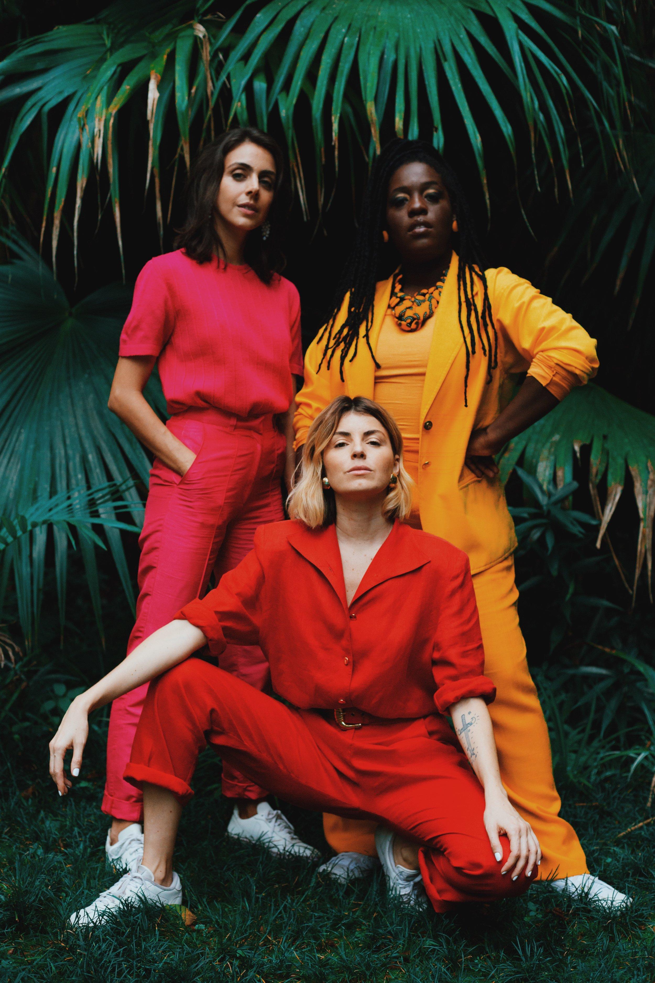 se essa roupa fosse minha  - estrelando Giovanna Nader, Ana Paula Xongani & Marininha Franco.