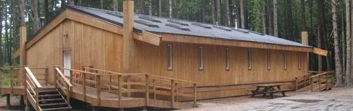 Hiellen Longhouse Cabins
