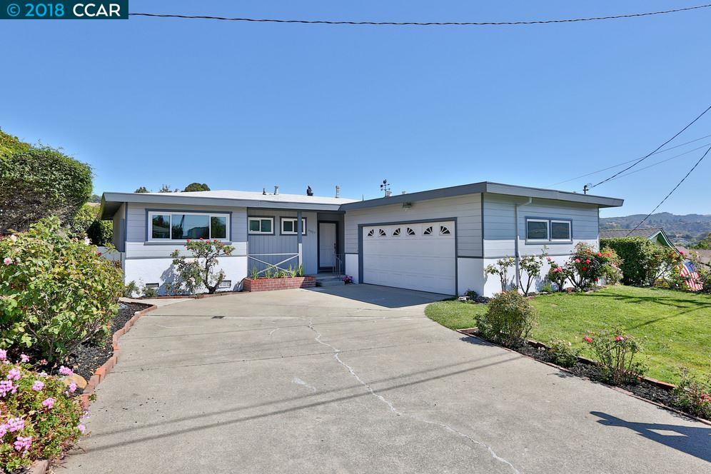 4467 Fran Way, Richmond, CA 94803