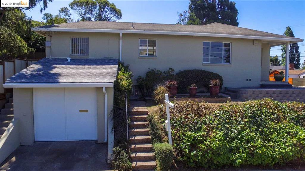 4504 Fairbairn Ave, Oakland, CA 94619