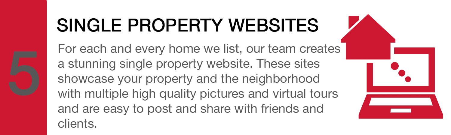 the trefel group - single property websites