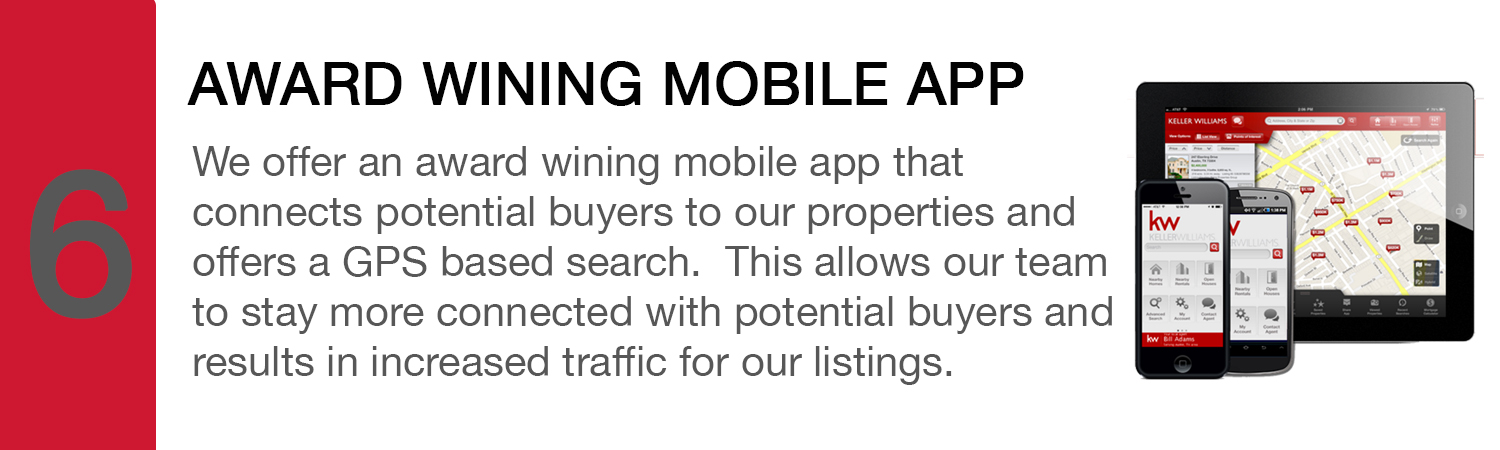 the trefel group - mobile app search