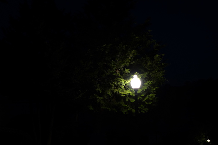 Updated Street Lights