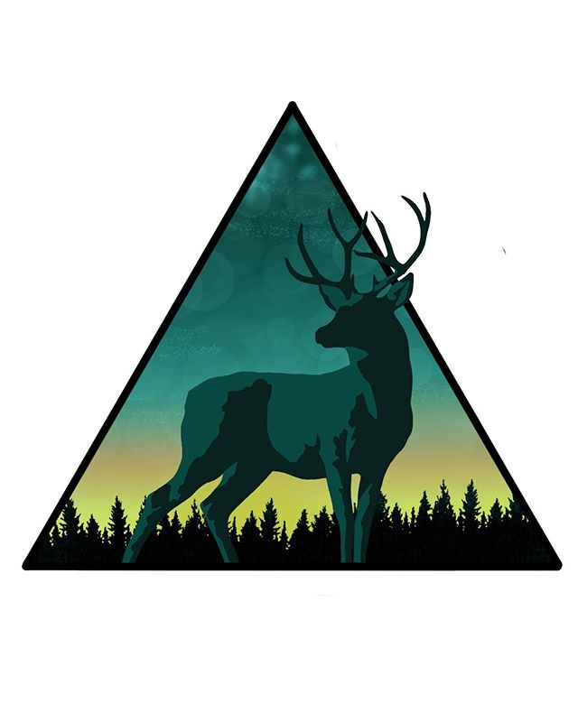 Been a while since I've posted any art.  Been mainly posting on my photo account @thislifetothenext . . I'll be slowly adding works that I've been doing over the past year. . . #art #digitiart #natureart #deer #deerhunter #sunset #hunting #rimby #trustthewild #goatworthy #rei #hiking #mountains #camping #optiutside