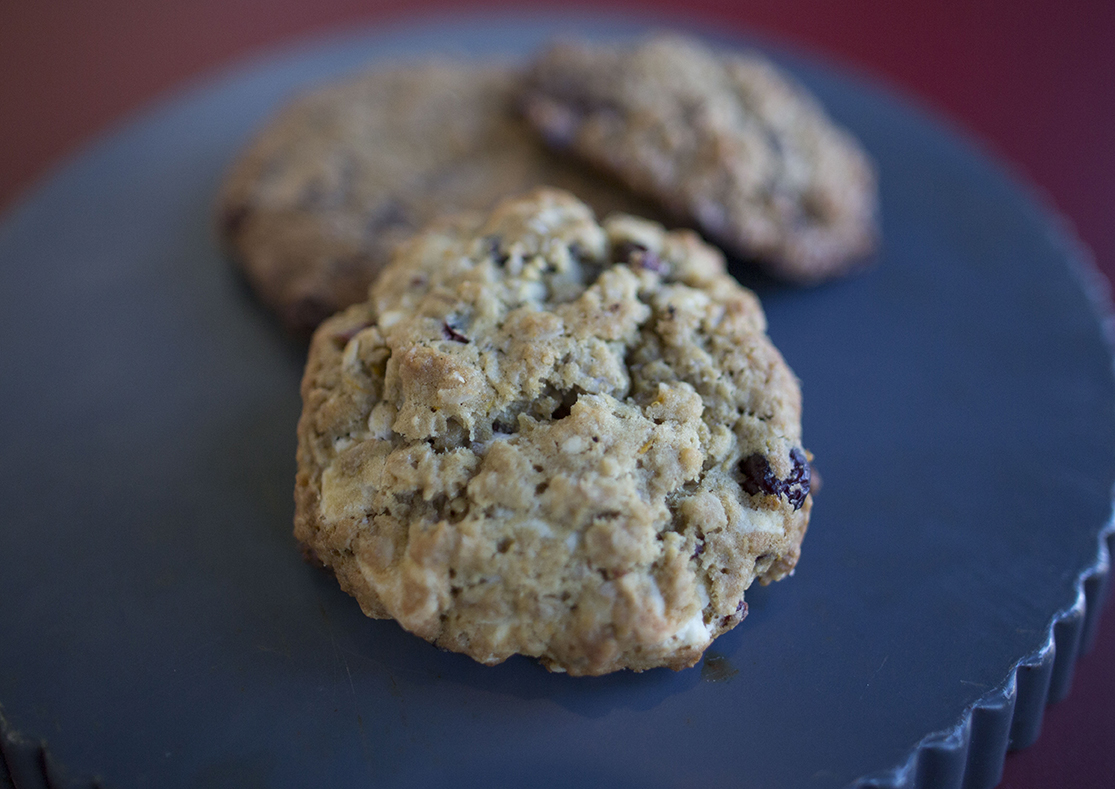 Assorted Fresh Baked Cookies