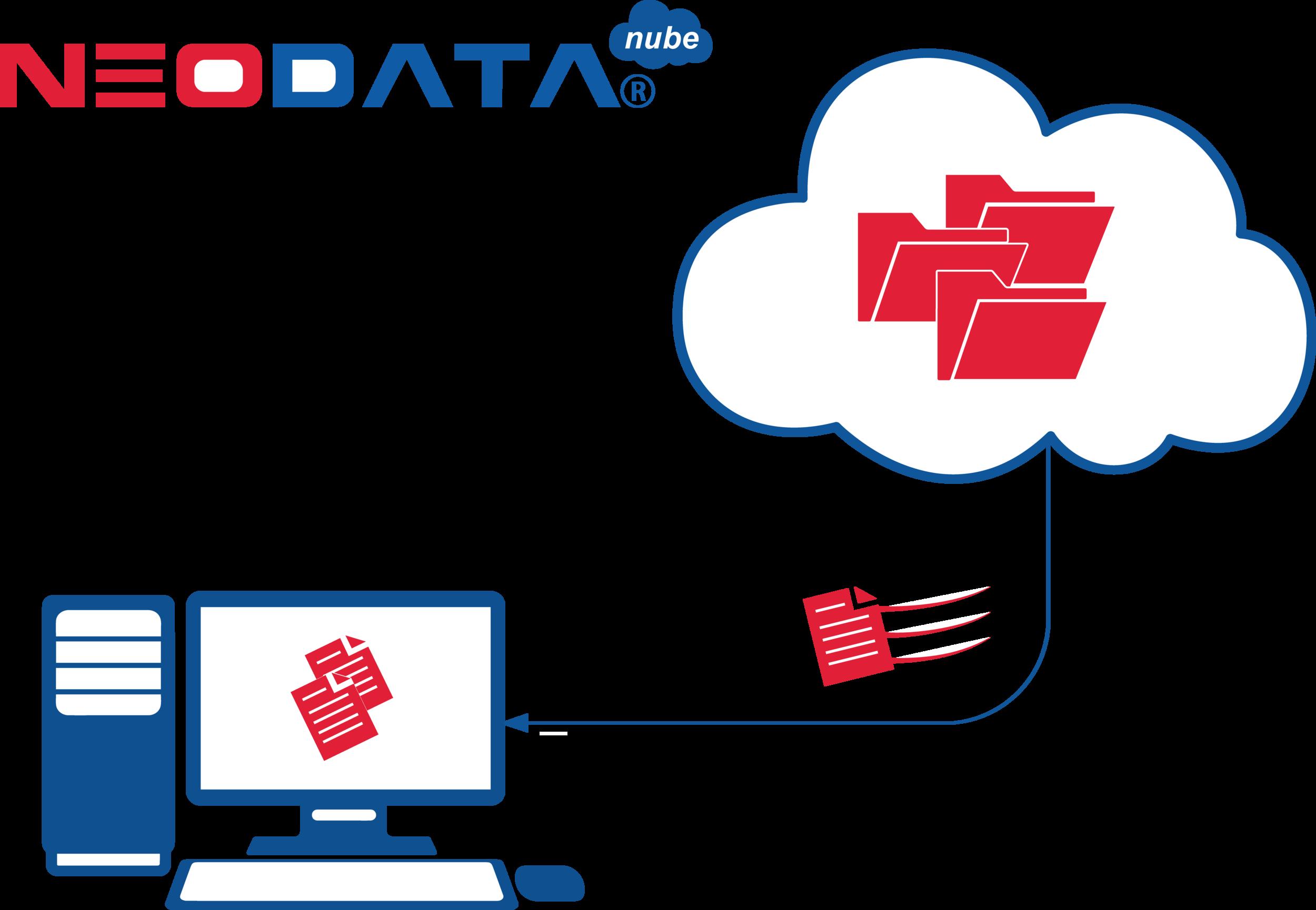 Neodata Nube descarga datos.png