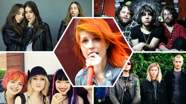 16 Awesome Female-Fronted Bands That Don't Sound Like Paramore