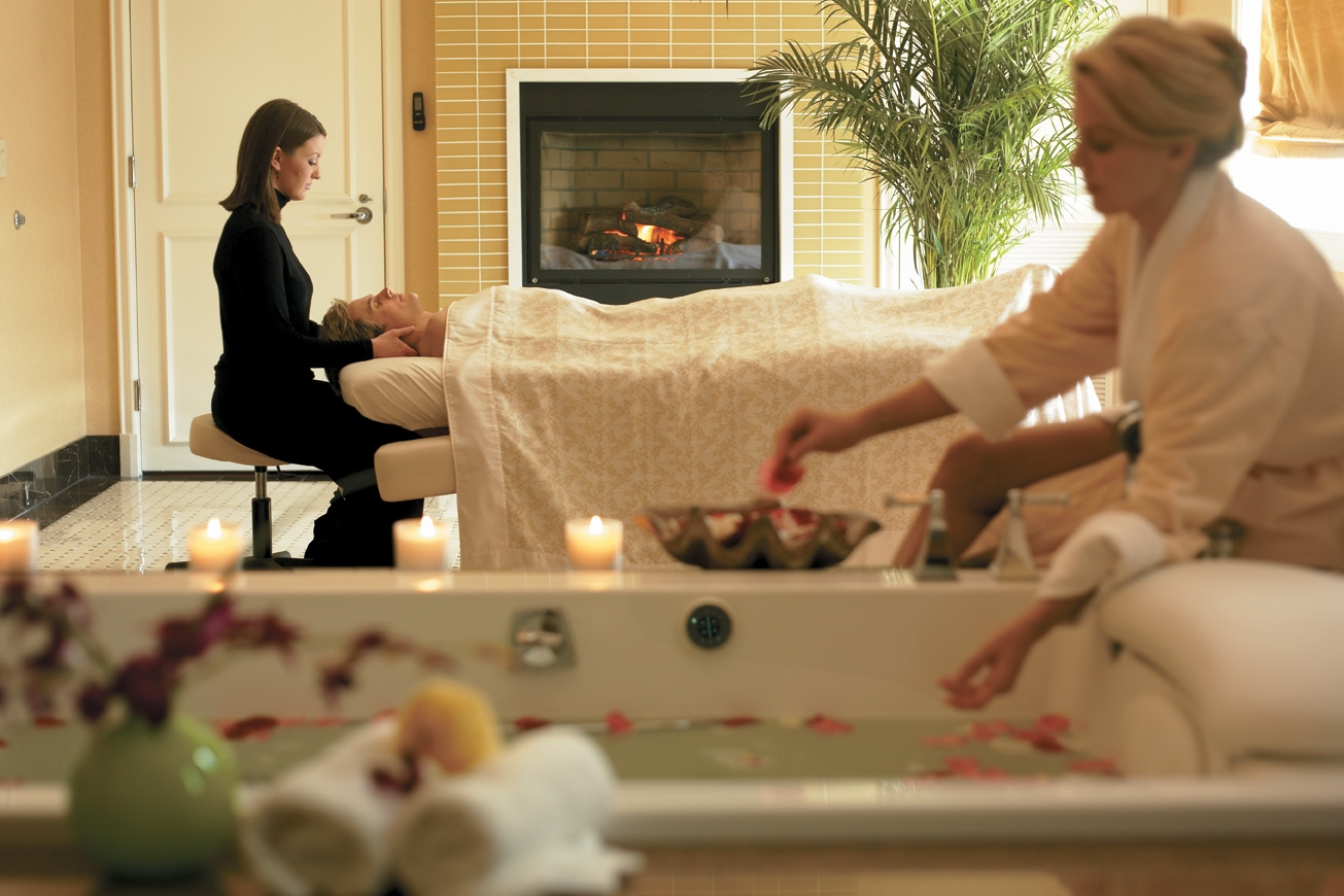 The Alluvian Spa - The Alluvian Spa offers a variety of fun and relaxing specials each month.