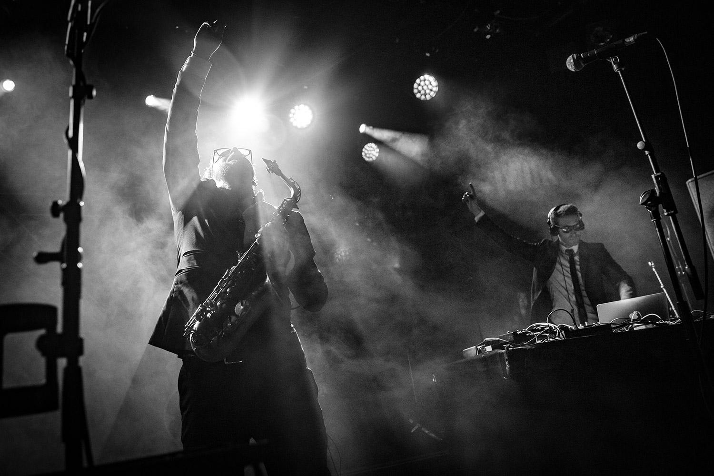 Max The Sax - Live Show