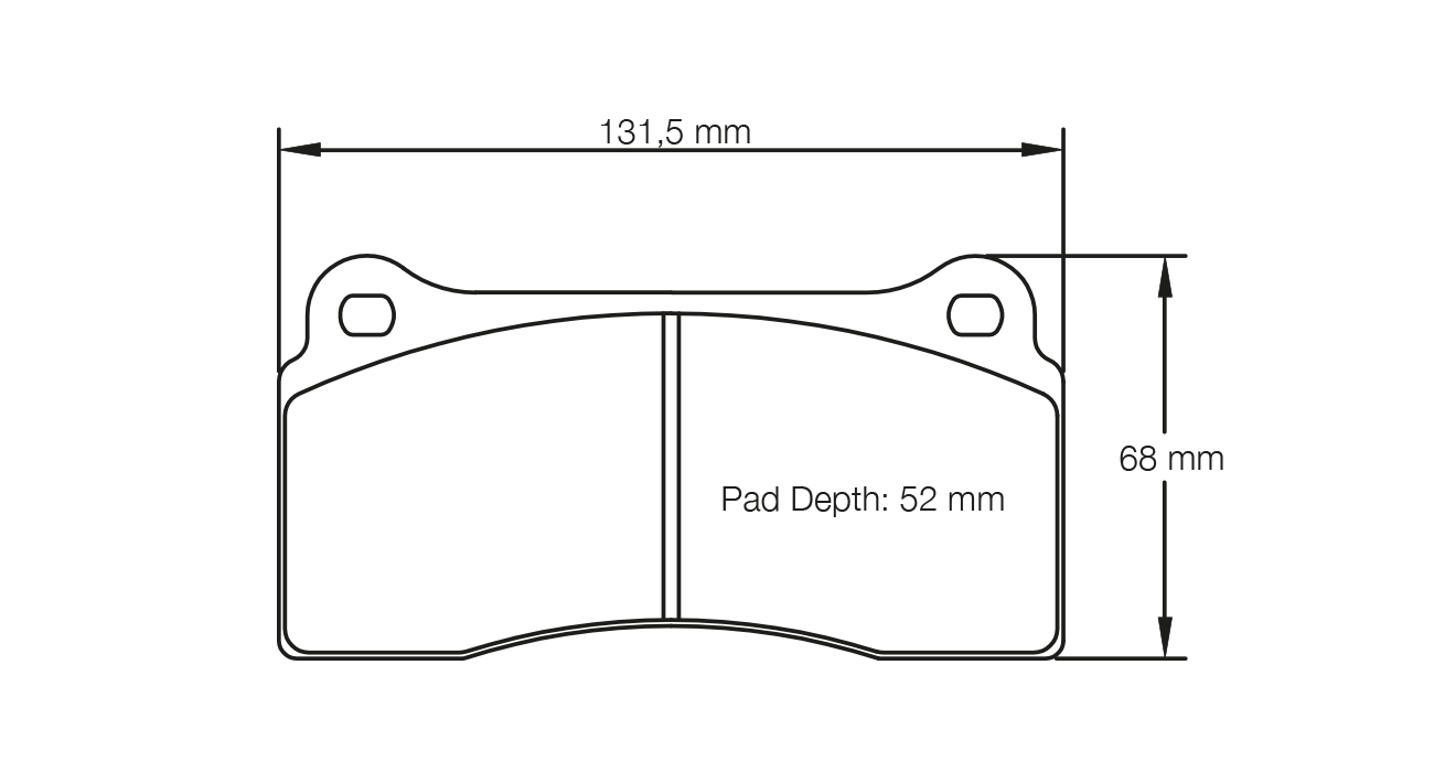 REAR PAD SAMPLE DRAWING