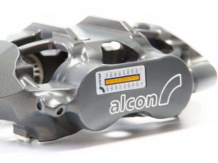ALCON MOTORSPORT BRAKE SYSTEM - Whether supplying innovative race-winning technology to teams in F1, or providing the stopping power for Sebastien Loeb and Citoren to take seven successive World Rally Championship Driver's titles, Alcon's expertise is both learnt and applied at the very pinnacle of motorsport. Alcon's latest involvements inlcude some of the best teams in the world and Global Rallycross, all cars in the new Formula E series that kicks off this year, and a number of teams in the off-road series of America. Suitable for track and racing