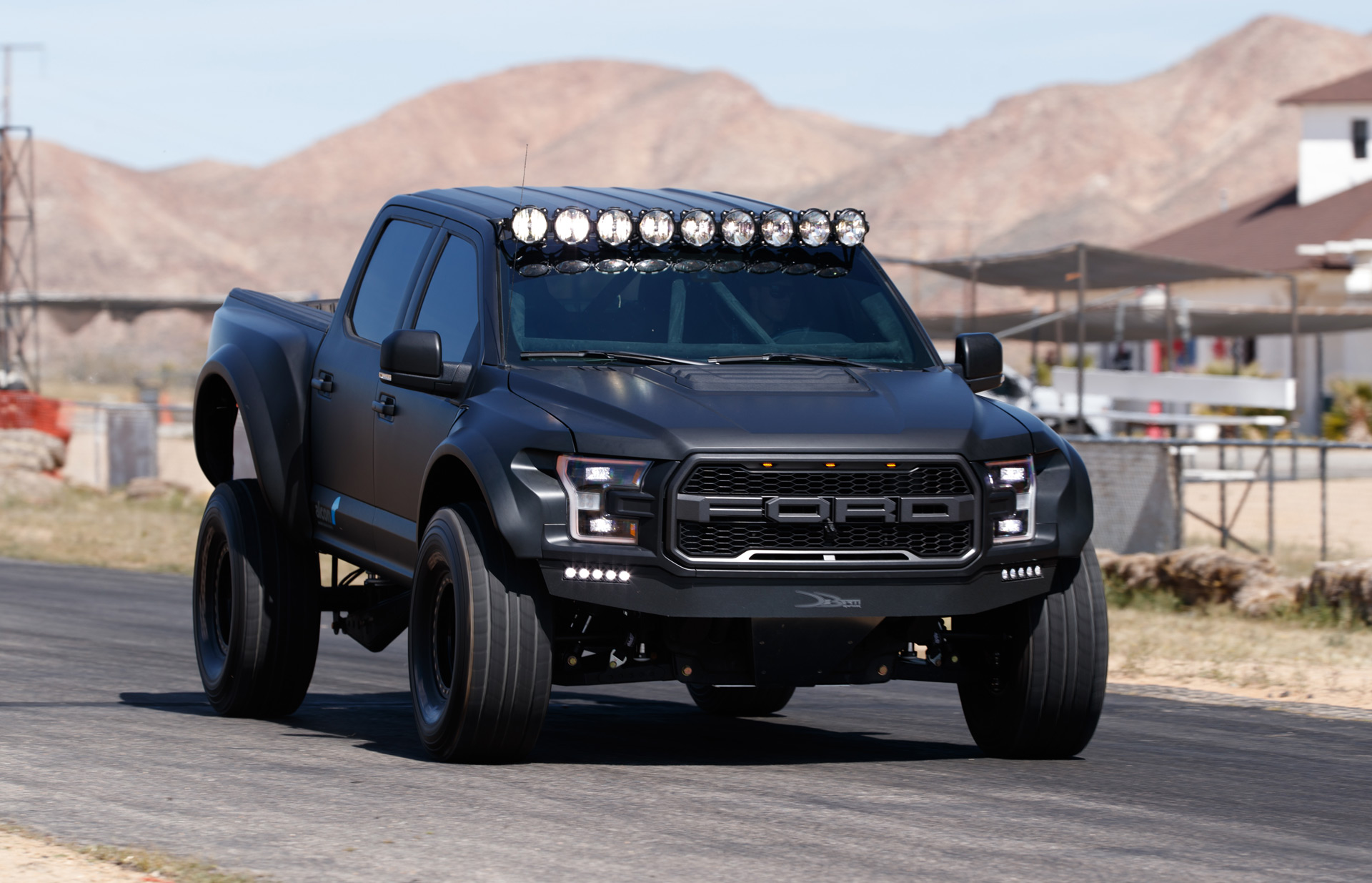 FORD F150 RAPTOR - ALCON COMPLETE BRAKE SYSTEM BLOG | PRODUCT