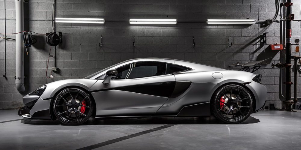 MCLAREN 570S / GT - 1016 INDUSTRIES TUNING PROGRAM