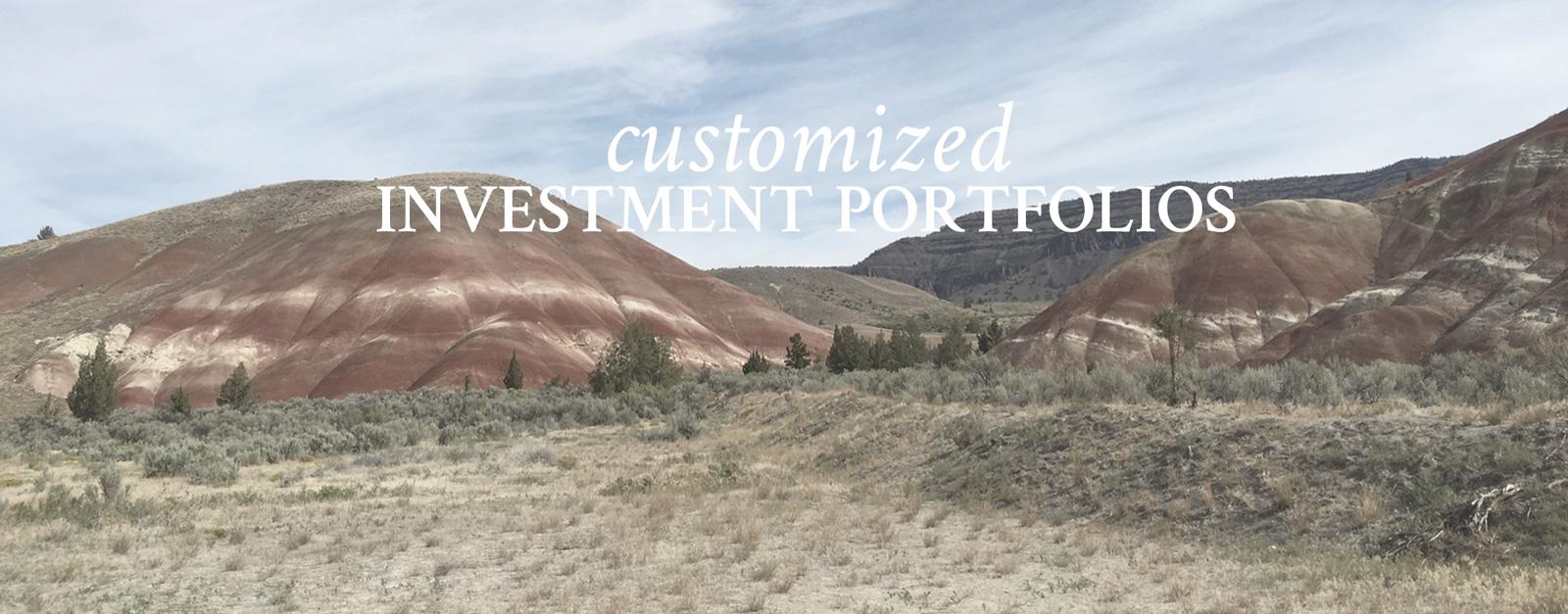 Customized Investment Portfolios
