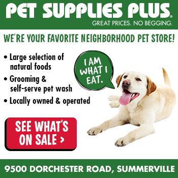 Pet Supplies Plus proudly sponsors our Rescue Spotlights!