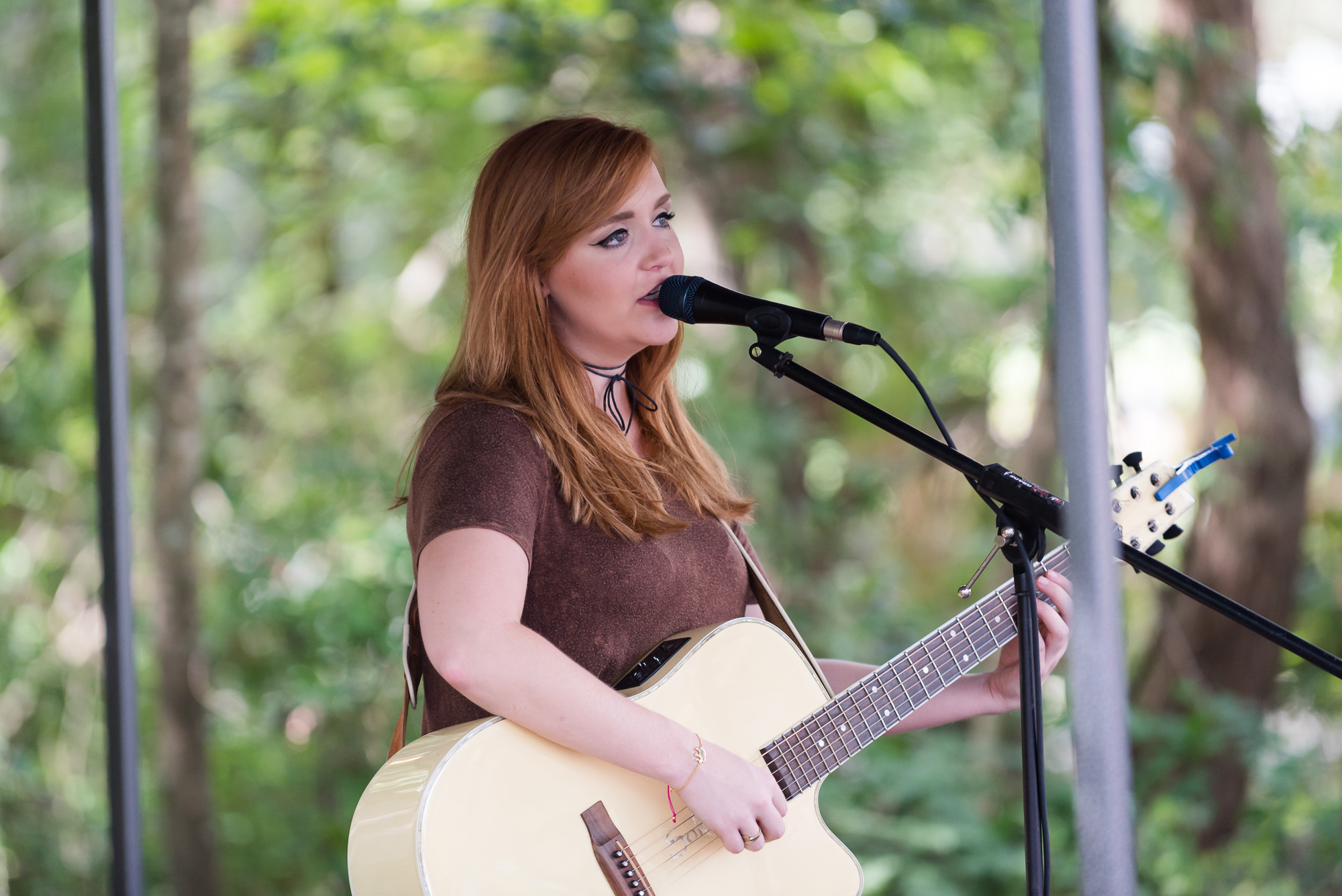 McKenna Andrews will be performing at Valen-Dog's Day