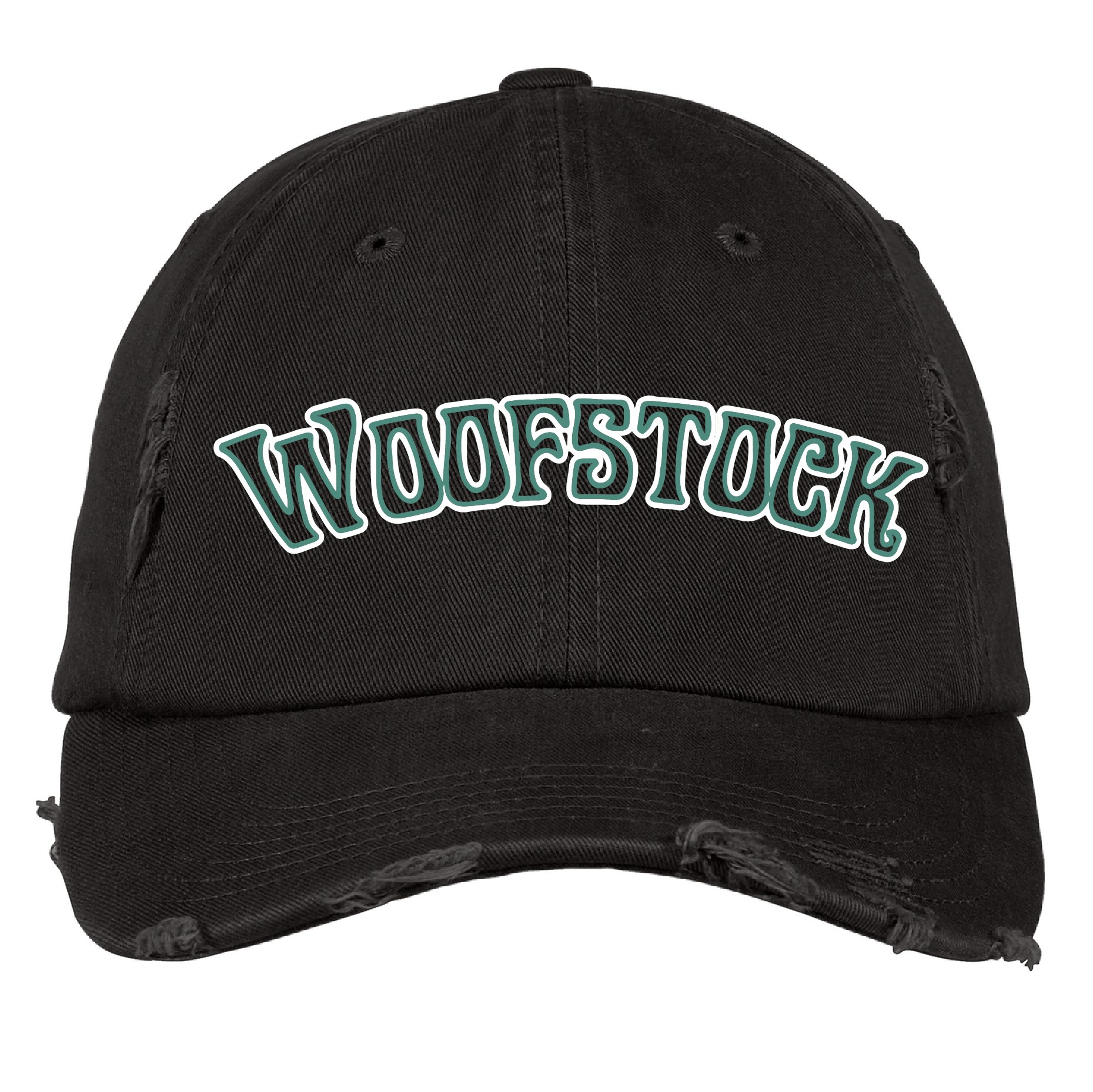 Copy of $20 Distressed Woofstock Hat