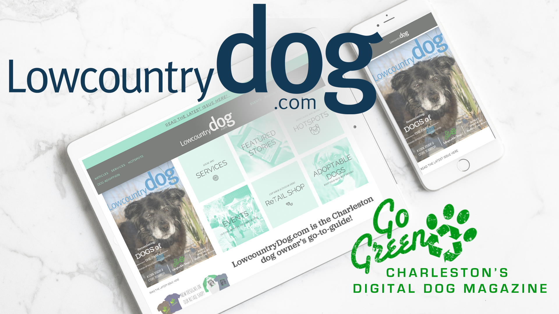 Check out more dog events and read the latest issue