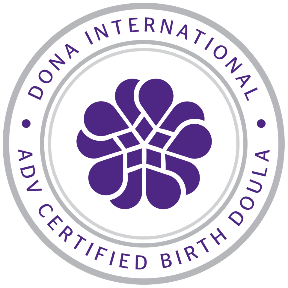 DONA Certified Birth and Postpartum Doula