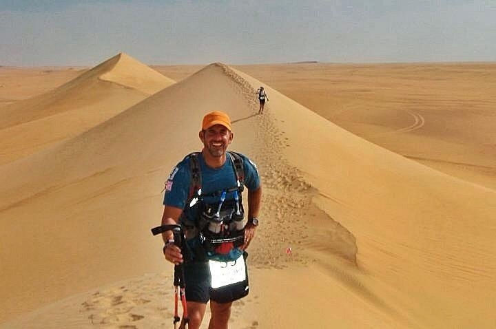 THE SAHARA RACE - 150 MILES