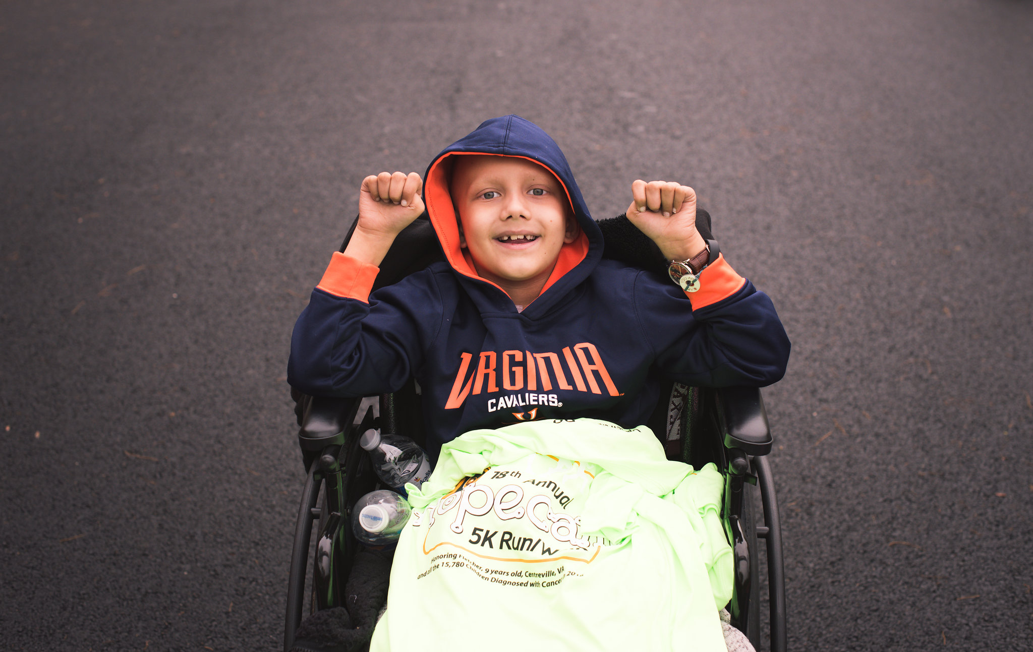 Hopecam Honored Child 'Fletcher'