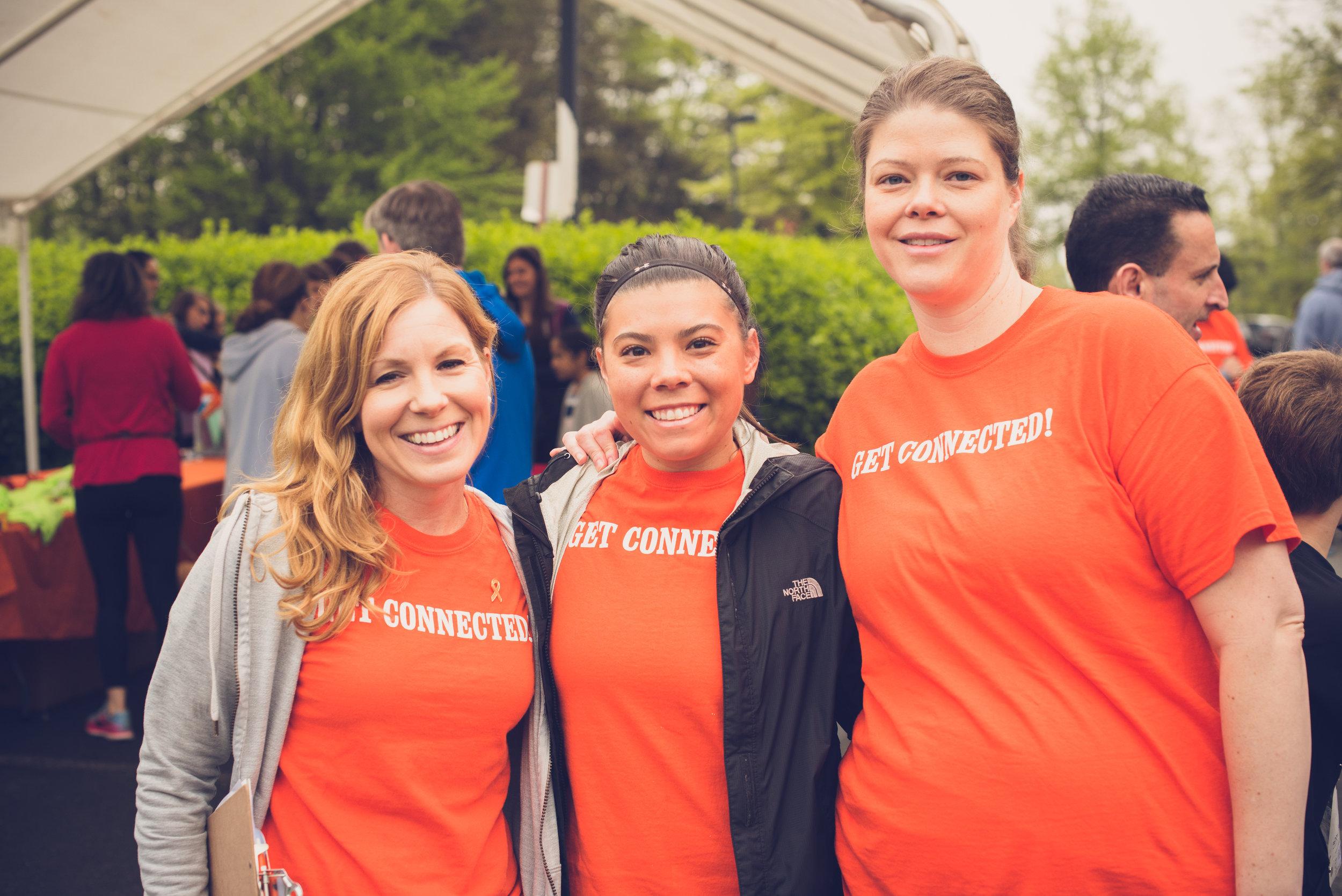 Hopecam Staff: Lauren Priestas, Sam Rosko and Sara Dia