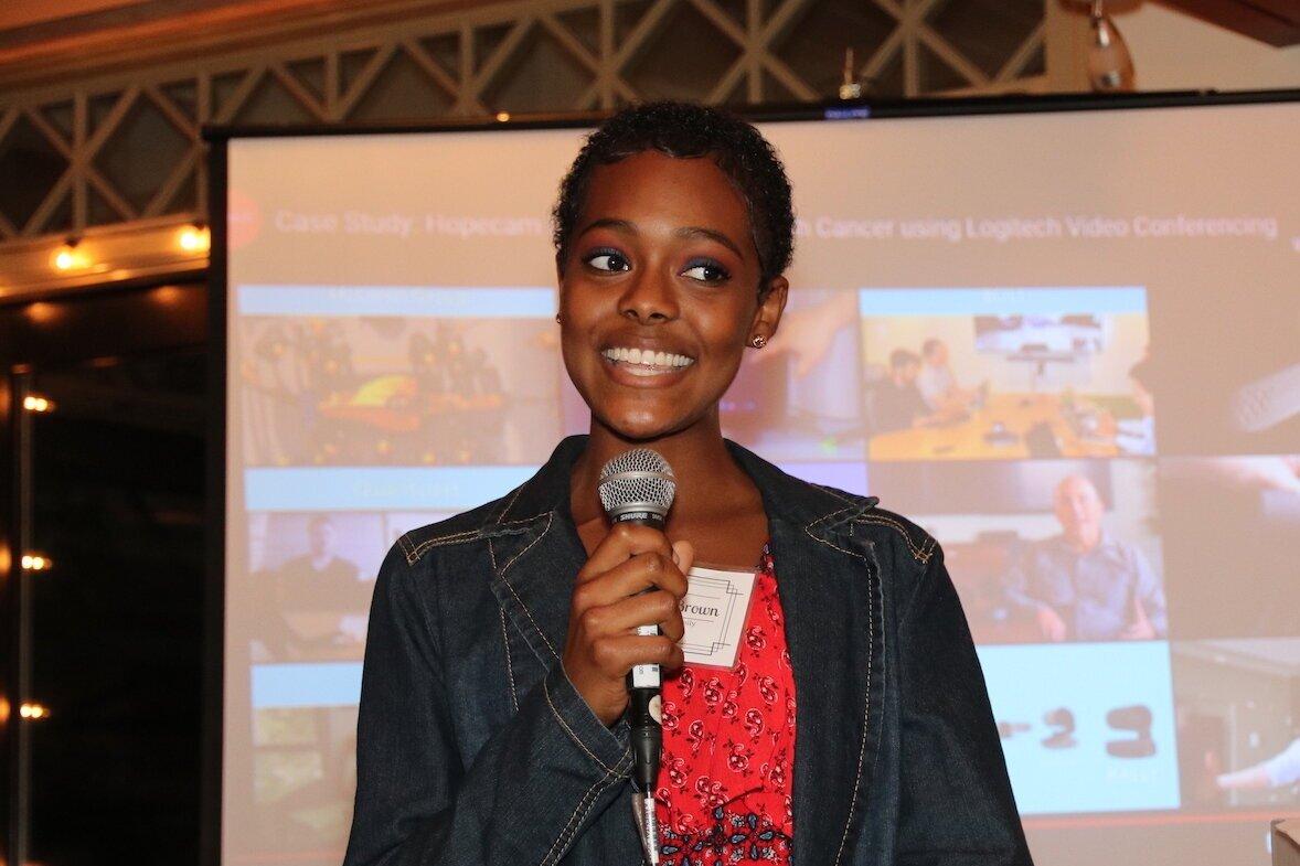 Hopecam Alumni Child Elyssia