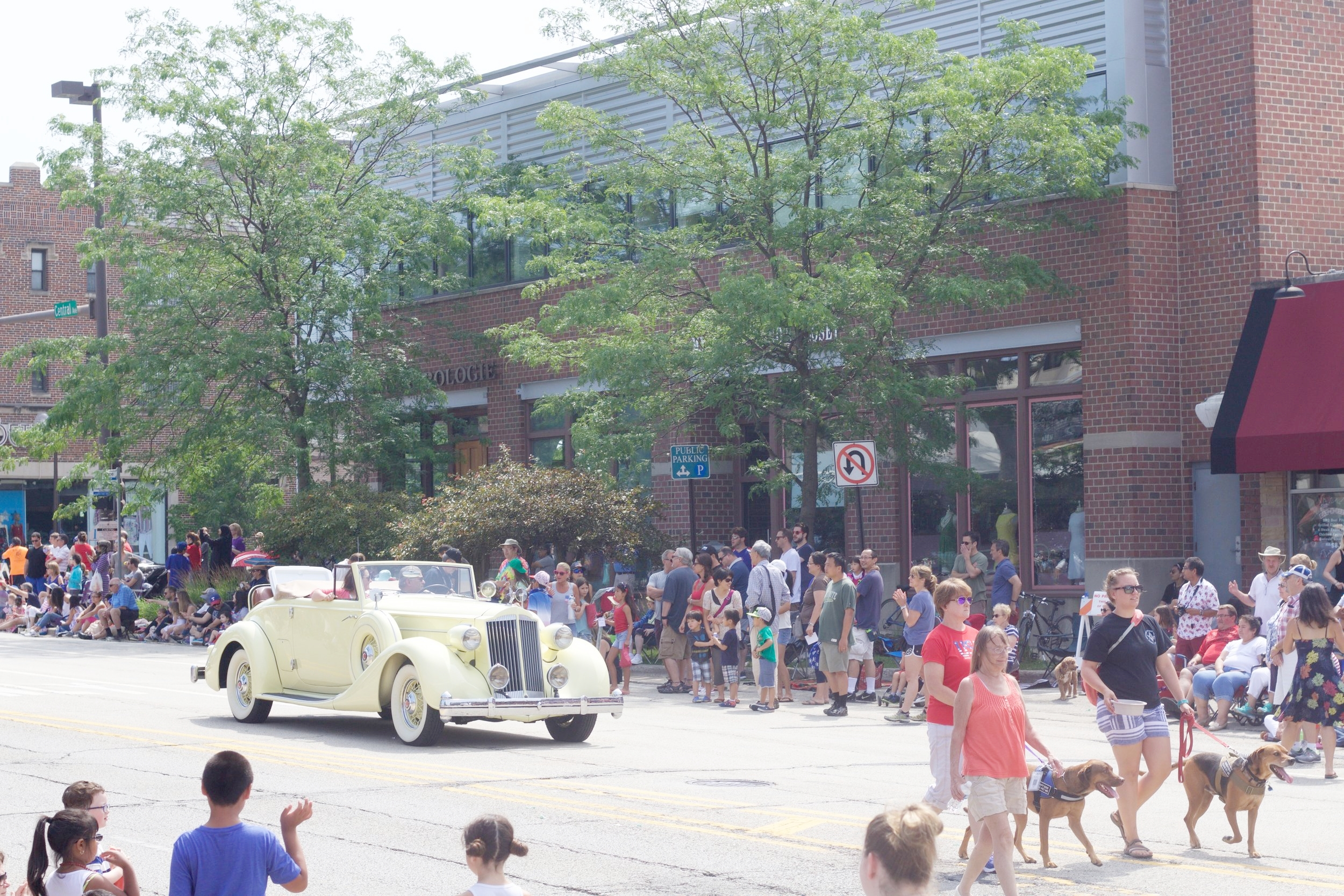 Independence Day 2017 So Dressed Up, Highland Park, Illinois Parade